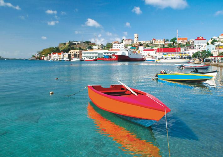 Grenada_Boat
