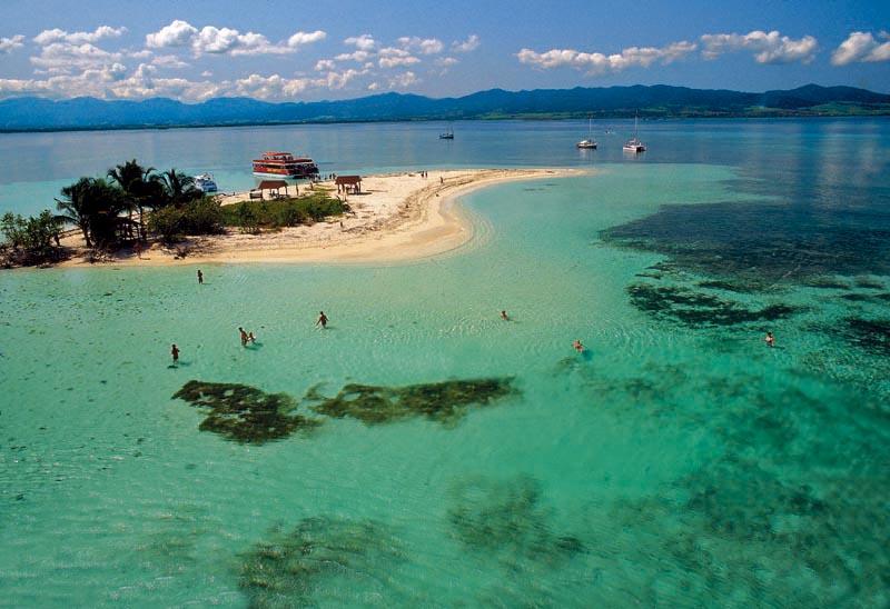 Guadaloupe island caribbean