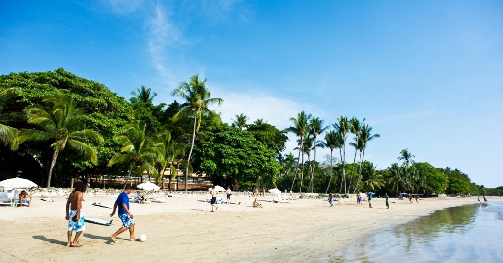 Guatemala Beach