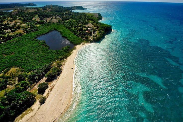 Haiti Island beach