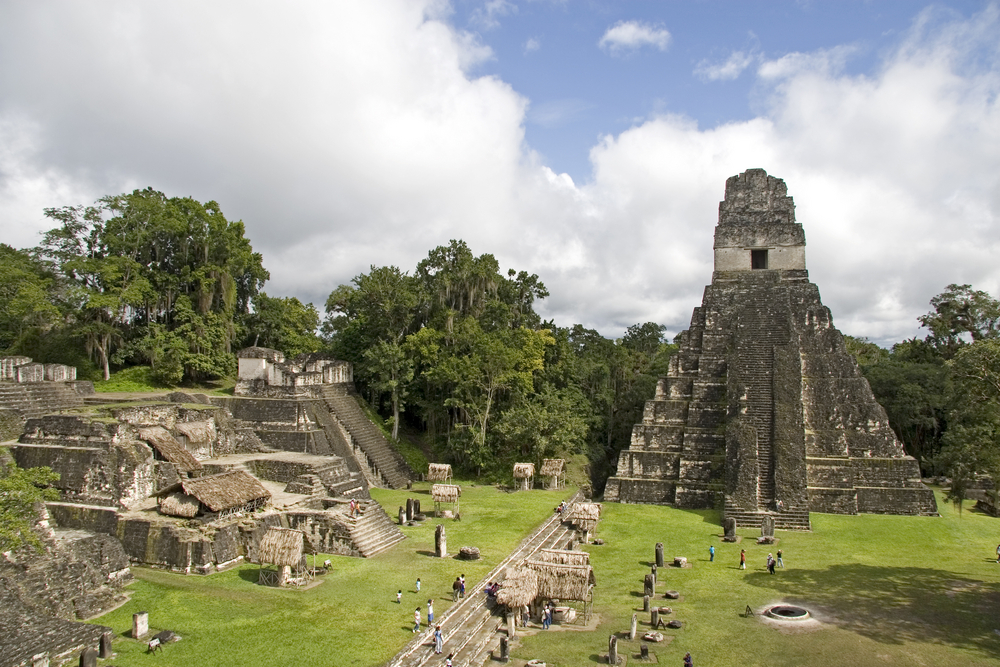 National Park Tikal