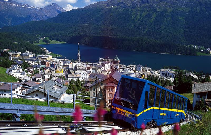 St. Moritz summer
