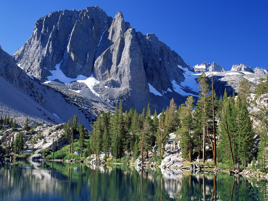 First_Lake_Sierra_Nevada_Range_California