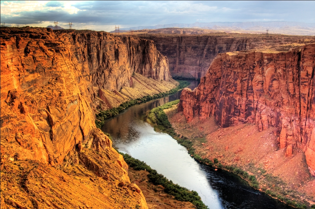 Double Water Arches Within Glen Canyon National Recreation ...  |Glen Canyon Utah Attractions