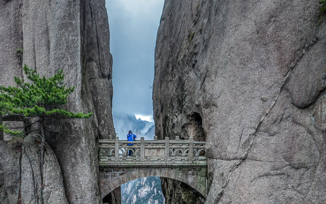 Huangshan (Yellow Mountain), China
