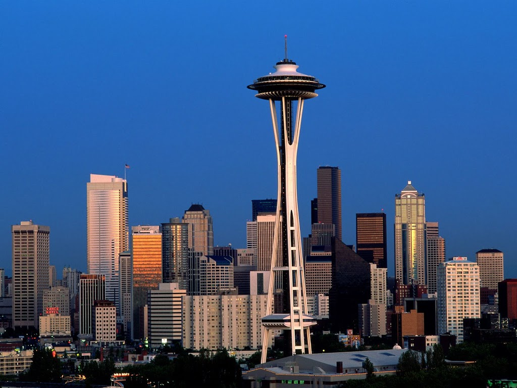 Washington-Space-Needle-Seattle-