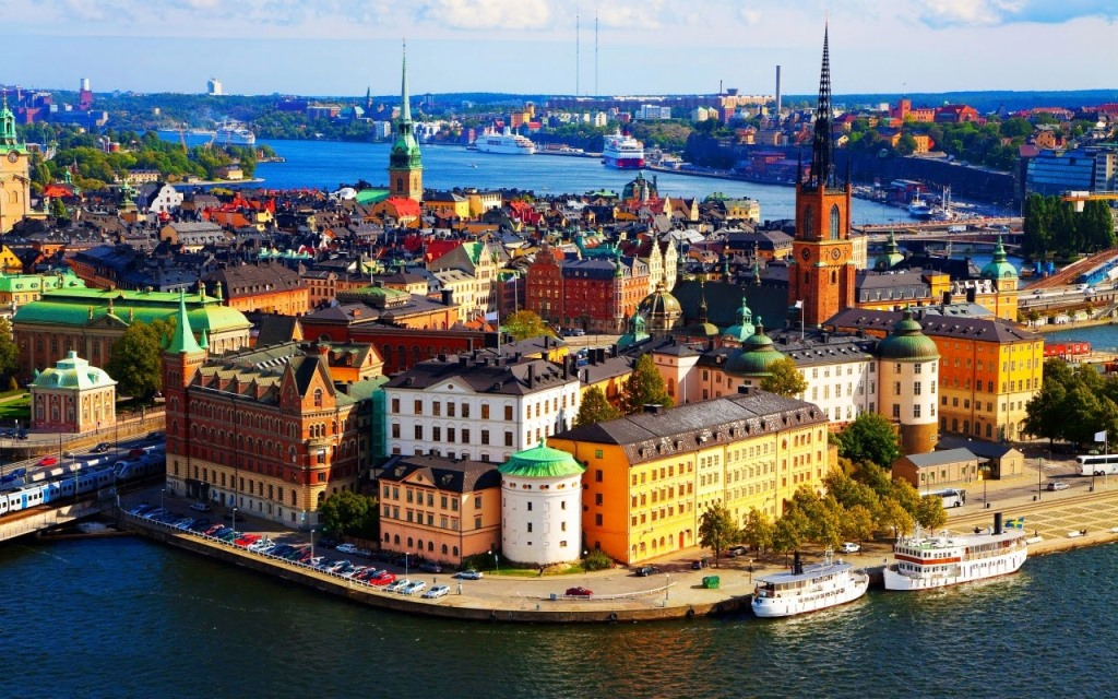 sweden-stockholm-background