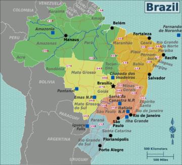 Portuguese colonization of the Americas