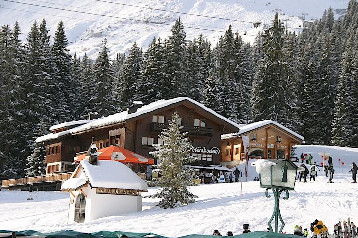 Oberlech-austria-ski-resort