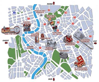 rome-map