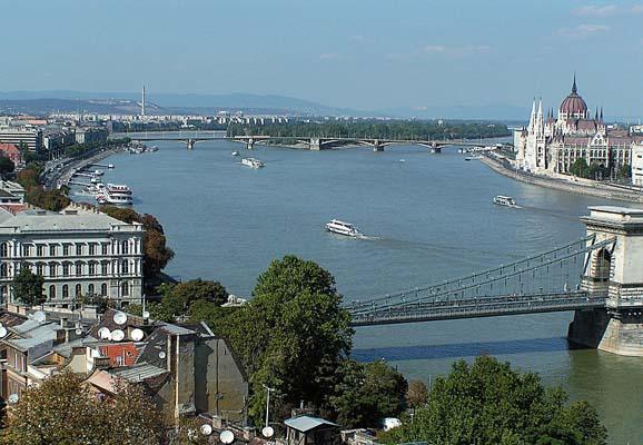 Budapest-Hungary-view