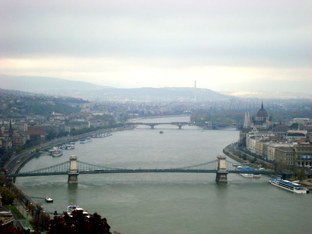 Budapest-danube-view
