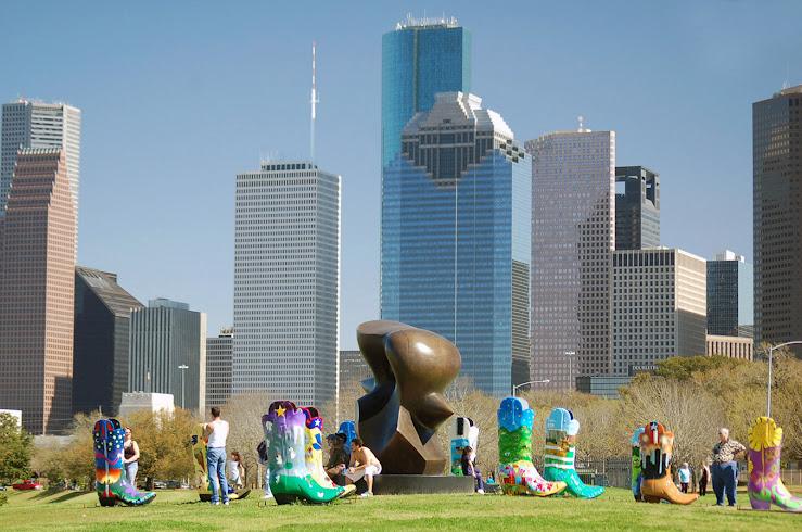 Houston-Boots-park