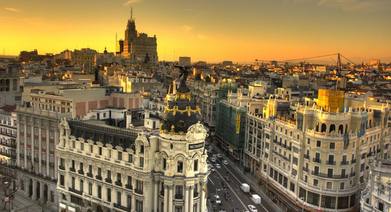 Madrid-Ville