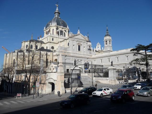 Madrid-castle