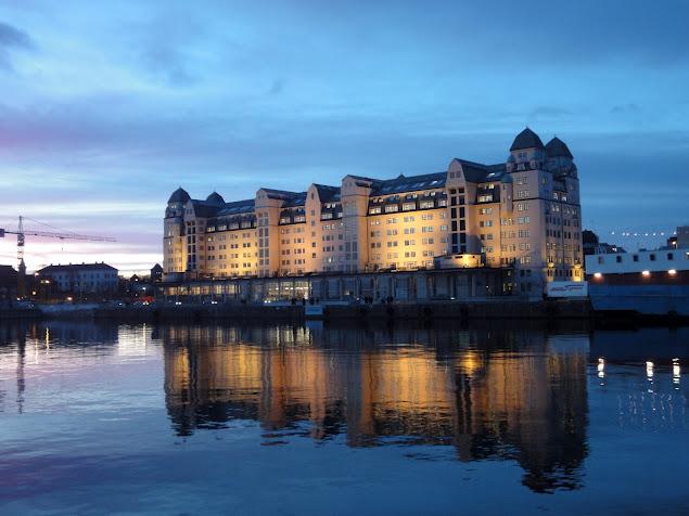Oslo-Norway-water
