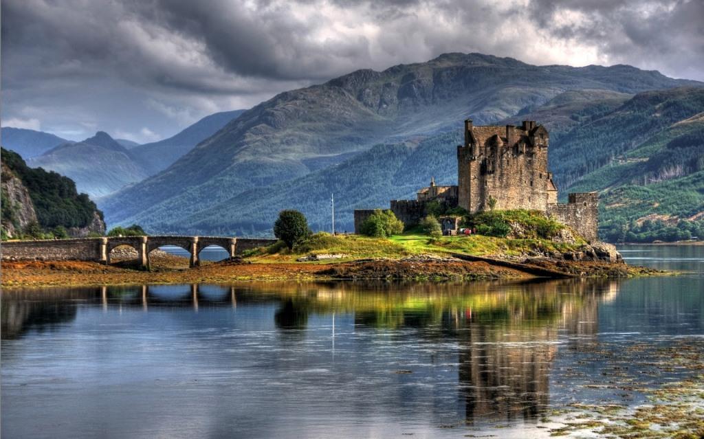 Scotland - Tourist Des...