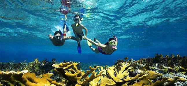 Snorkeling-Maldives-Islands