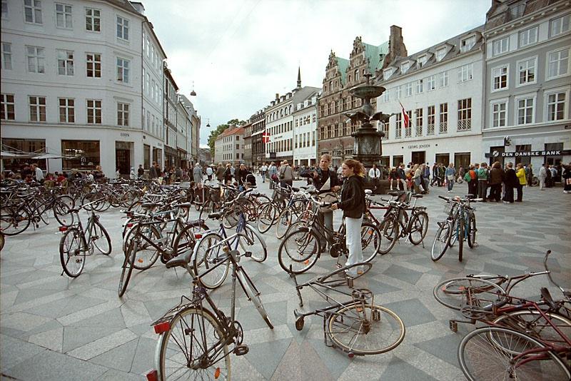bikes-in-copenhagen