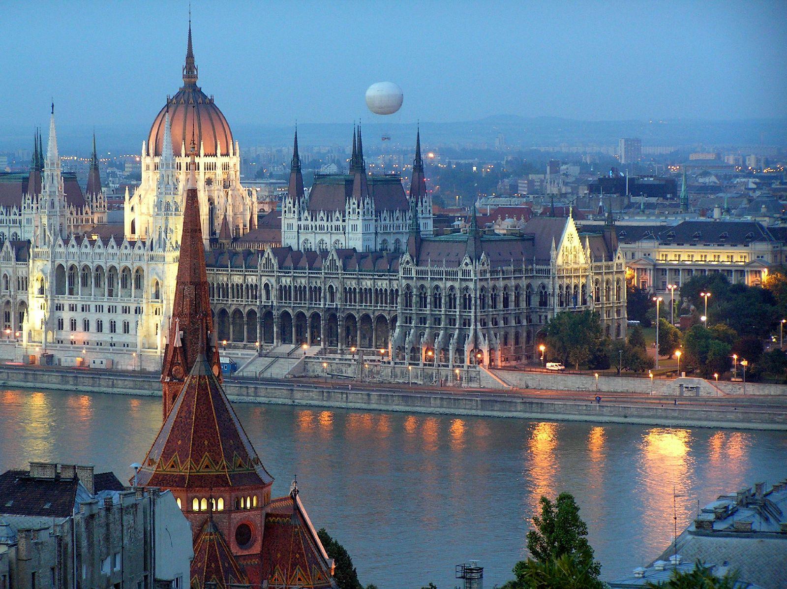 budapest-hungary-european-union