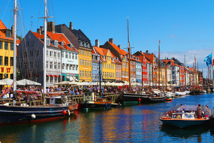 Copenhagen Has Some Of The Coolest Places To Visit Around City Is Famous By Its Architectural Beauty And Greatest Museums In Europe