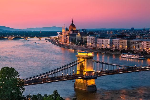 hungary-the-danube