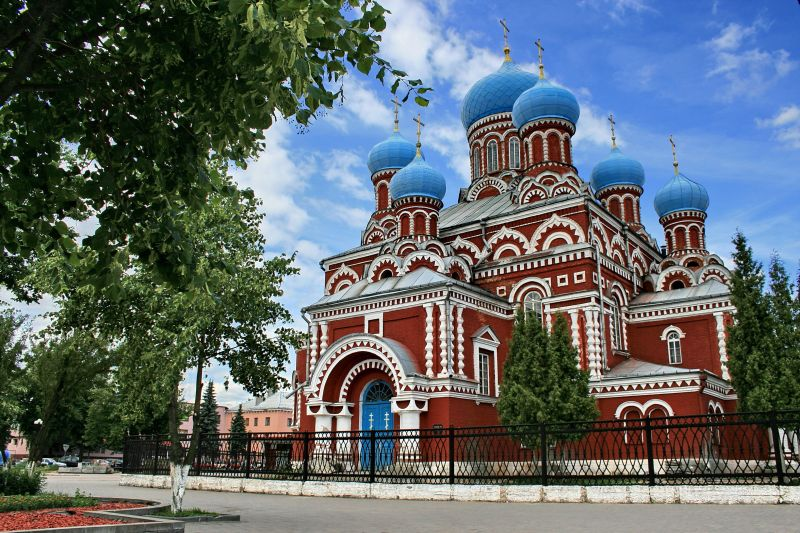 Borisov-church-Belarus