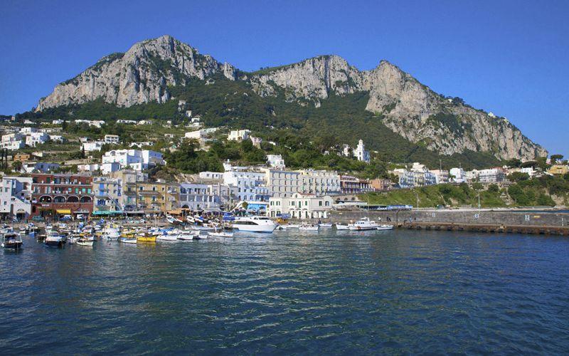 Capri-vacation