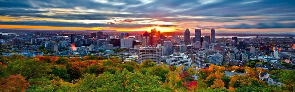 Montreal-Sunset