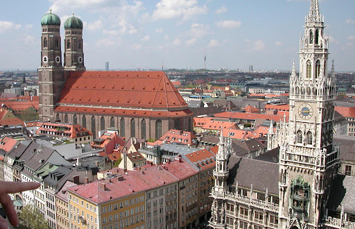 Munich germany tourist destinations - The urban treehouse the wonder in the heart of berlin ...