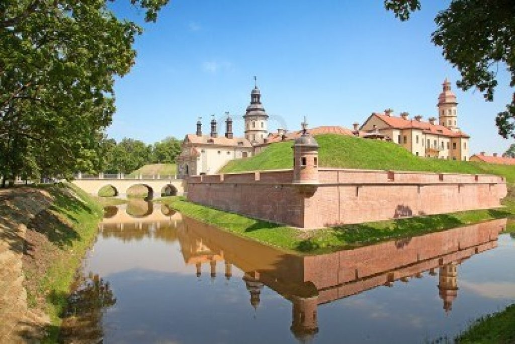 medieval-castle-in-nesvizh-republic-of-belarus