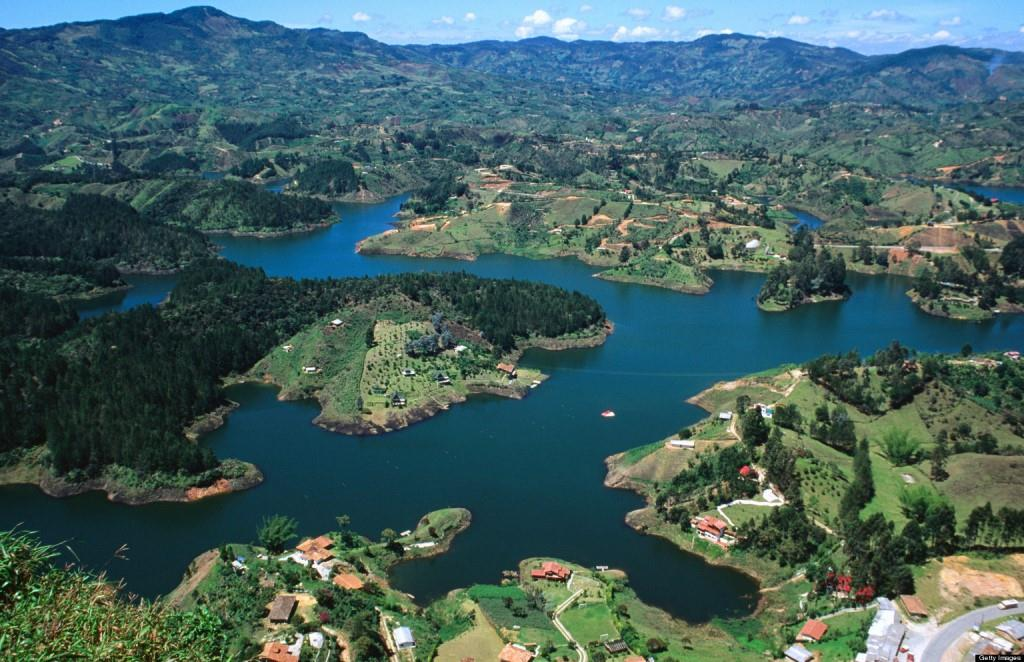 COLOMBIA-LANDSCAPE