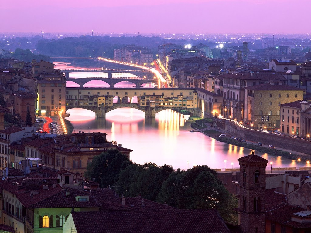 Italian Florence: Top 5 Places To Visit In Italy