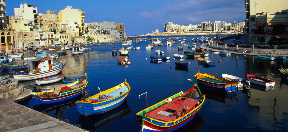 Malta attractions