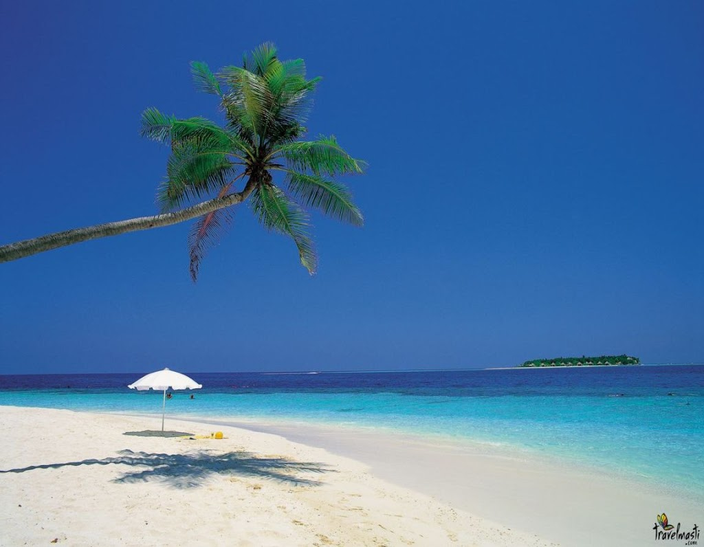Tropical Island Beach Ambience Sound: Tourist Destinations