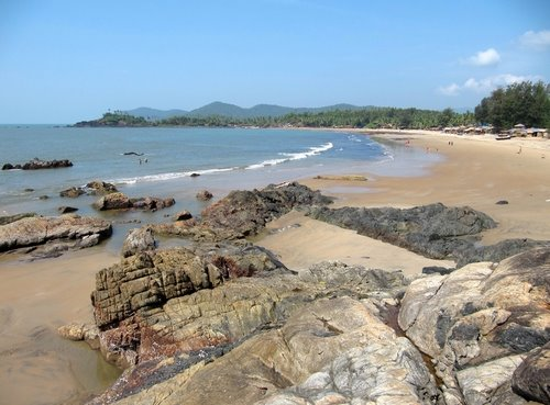 Goa India Tourist Destinations