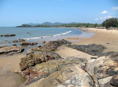 South Goa Beaches Hotels