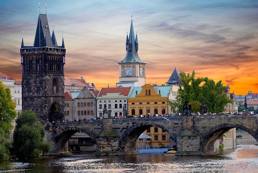 Charles-Bridge-Czech-Republic