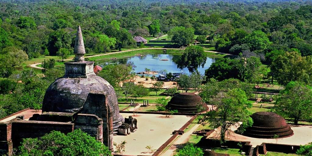 Sri Lanka Tourist Destinations