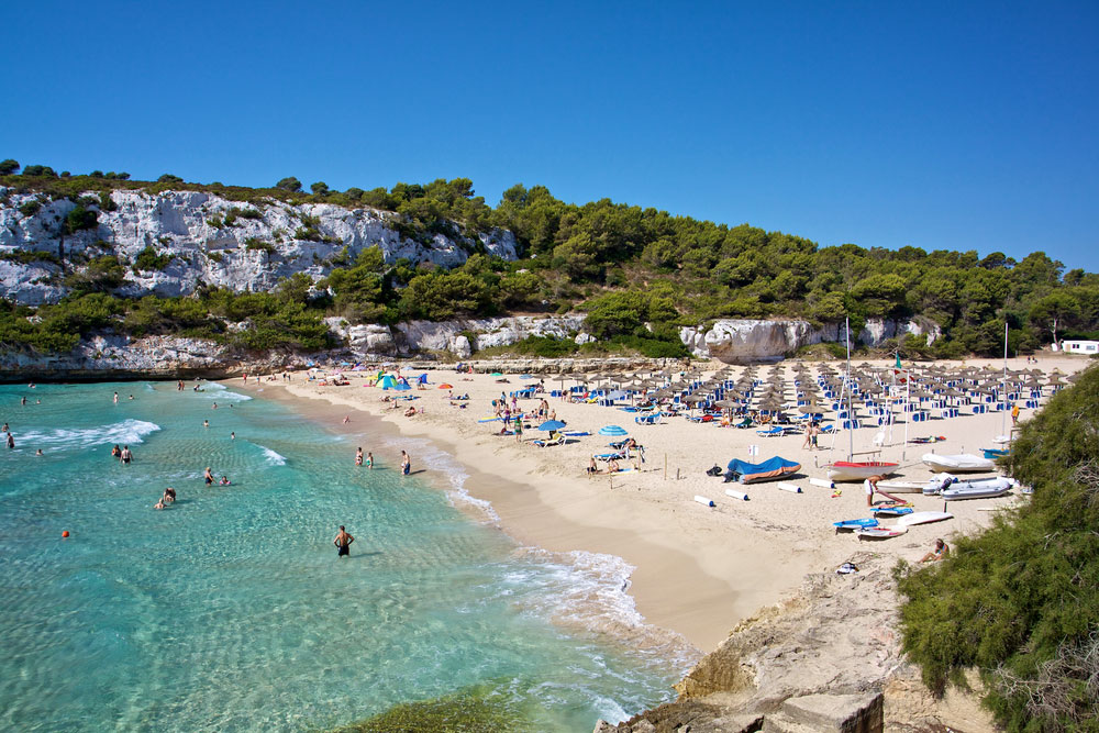 Majorca Island-calla-romantica-beach
