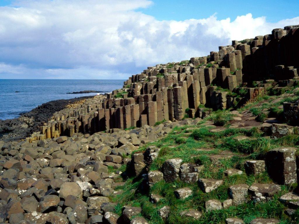 Northern Ireland scenery