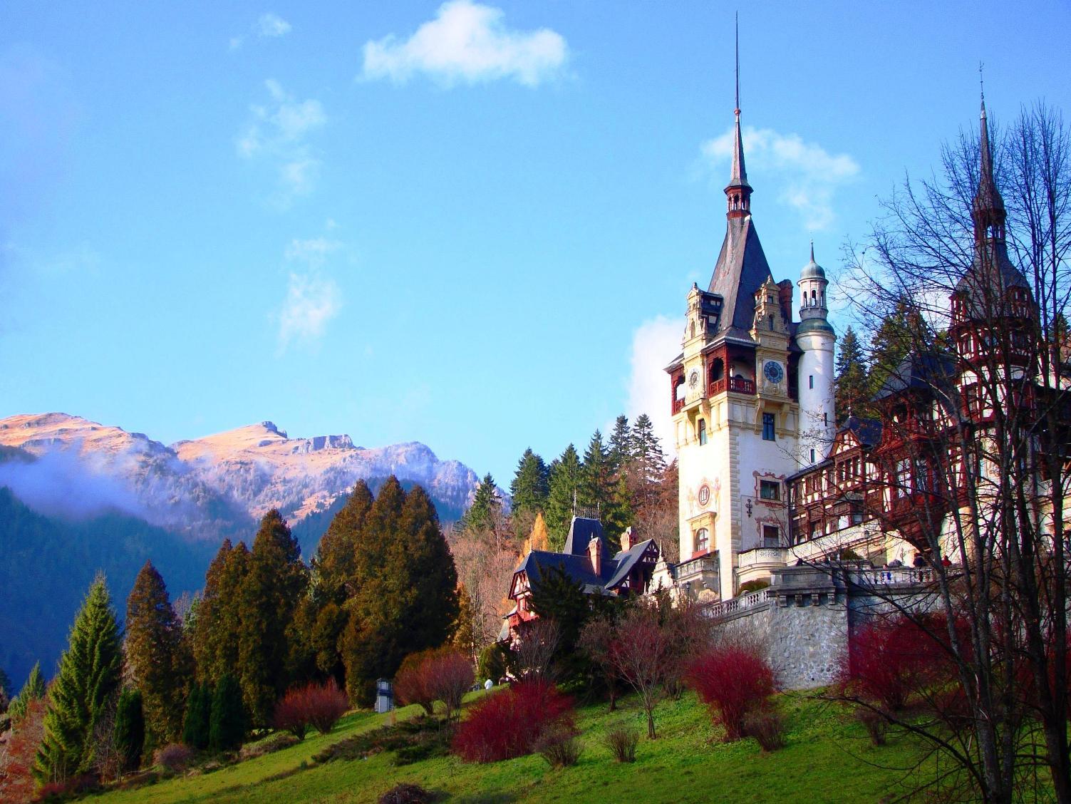 Castle-2-Romania