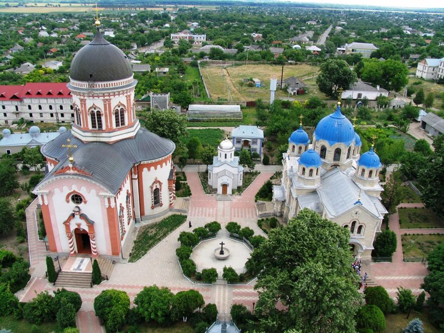 Moldova monastery