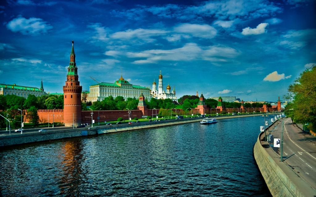 Moscow-Kremlin-Russia