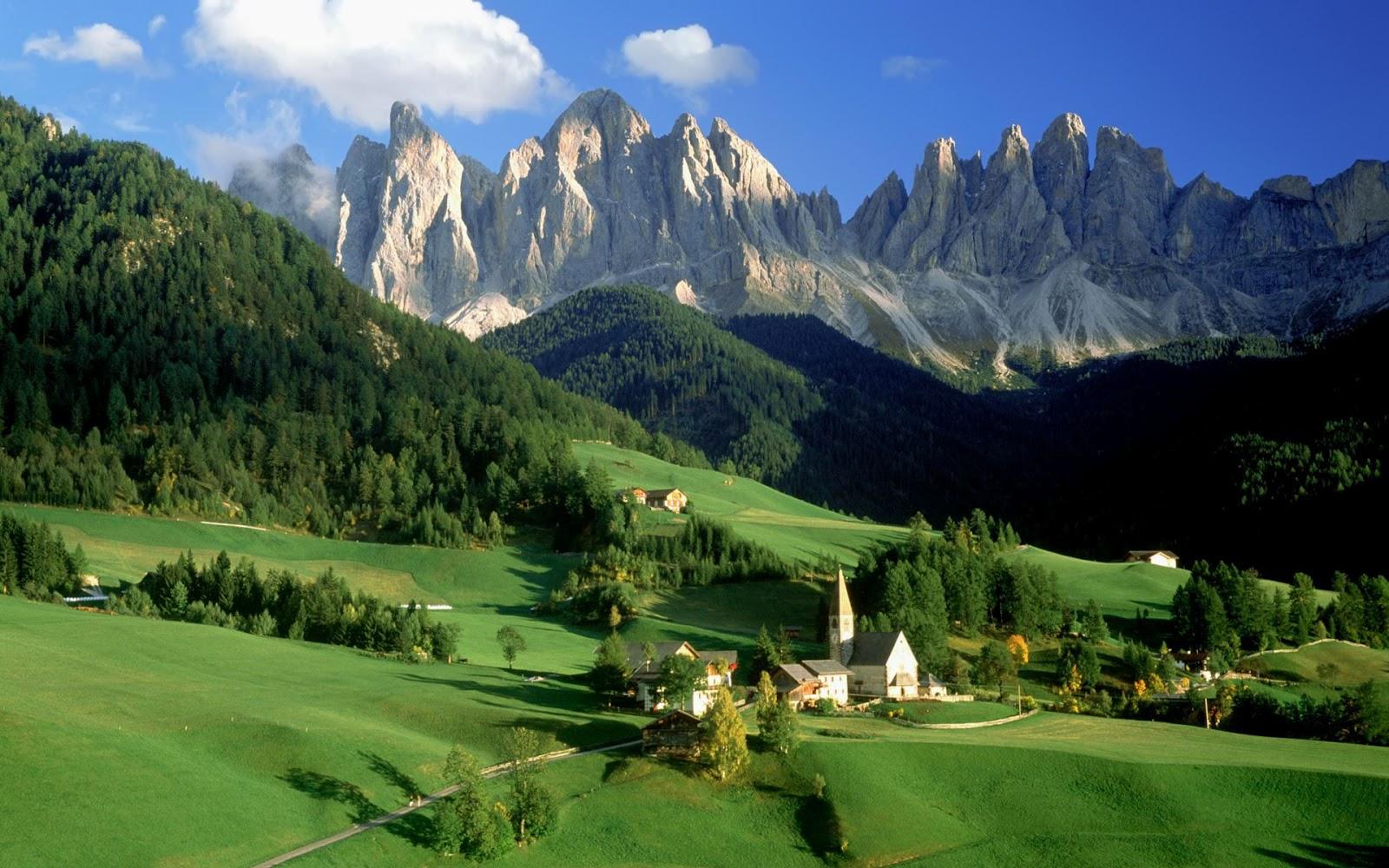 Mountains-Andorra