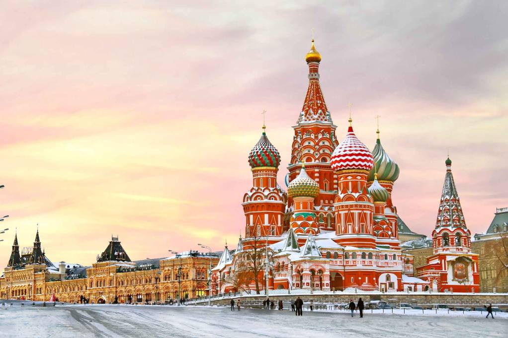 Russia university