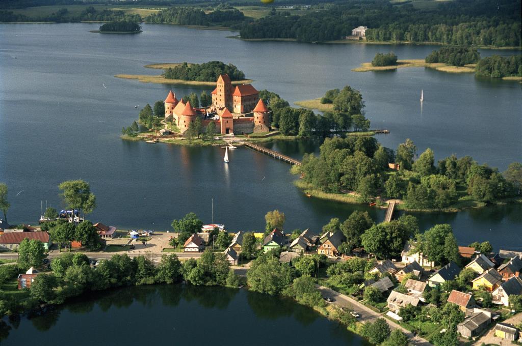 Trakai_pilis-Lithuania