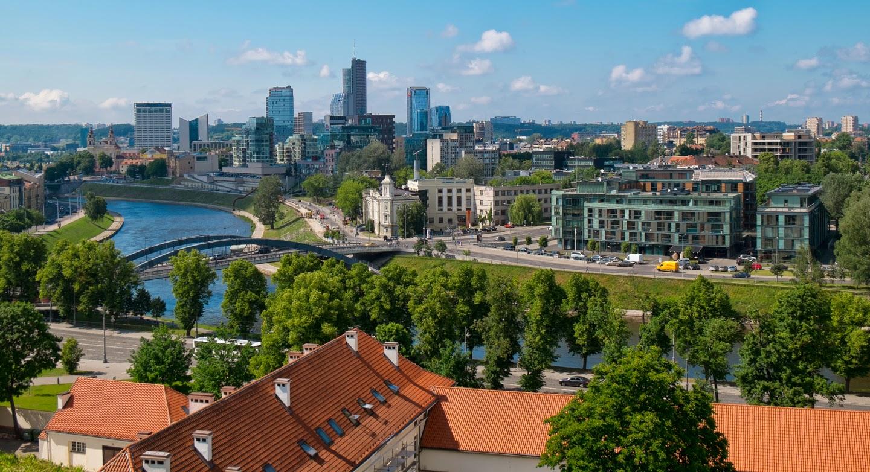 Vilnius City Lithuania