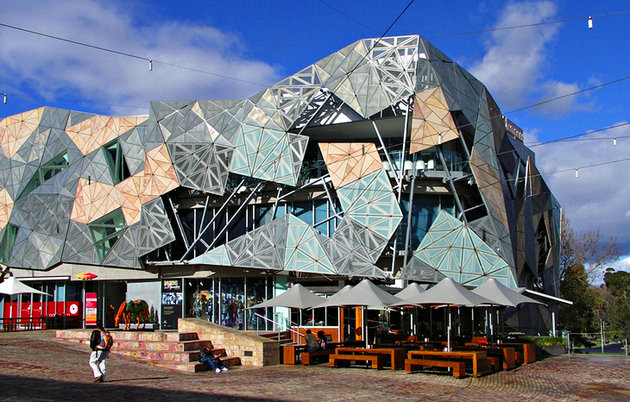 australia-melbourne-federation-square