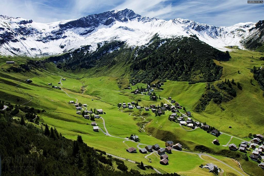 Liechtenstein Country
